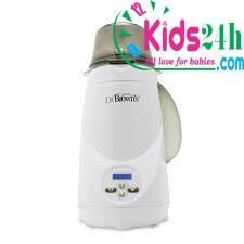 Máy hâm sữa và tiệt trùng 1 bình siêu tốc Dr.Brown's Deluxe 851 - 4