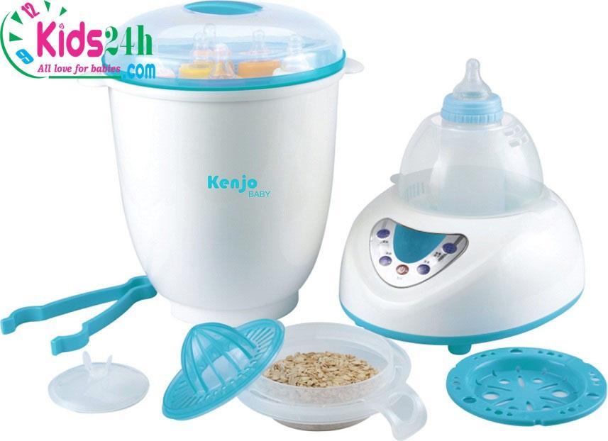 Máy tiệt trùng bình sữa sấy khô  KJ09N - 1