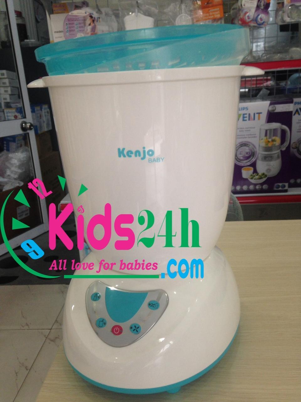 Máy tiệt trùng bình sữa sấy khô  KJ09N - 2