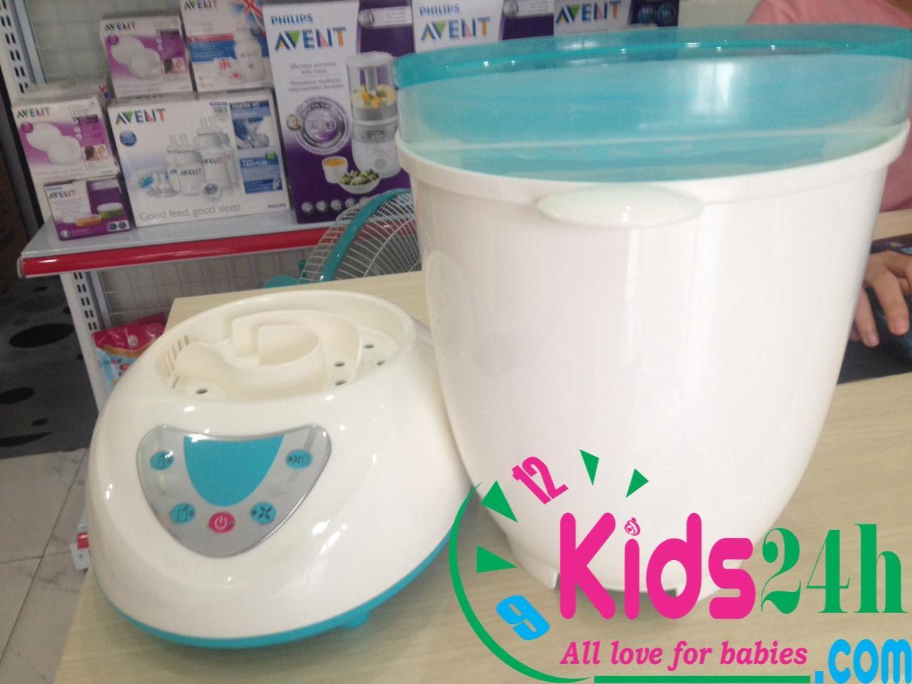 Máy tiệt trùng bình sữa sấy khô  KJ09N - 3