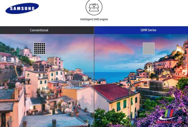 Màn hình quảng cáo Samsung 43 Inch QB43R (QBR) - Chính Hãng