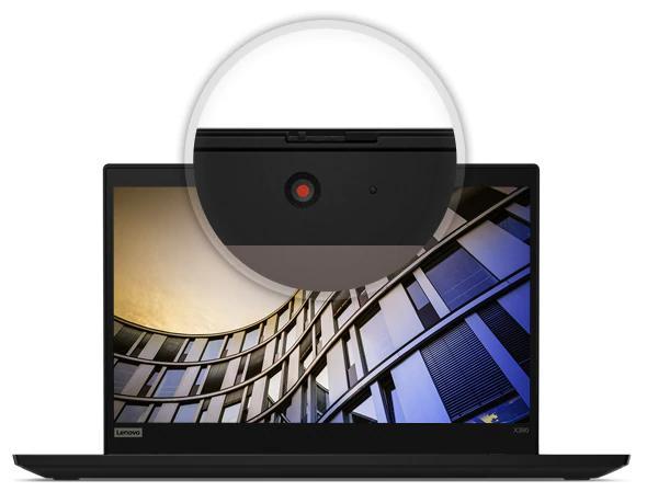 Lenovo ThinkPad X390 Camera Zoom