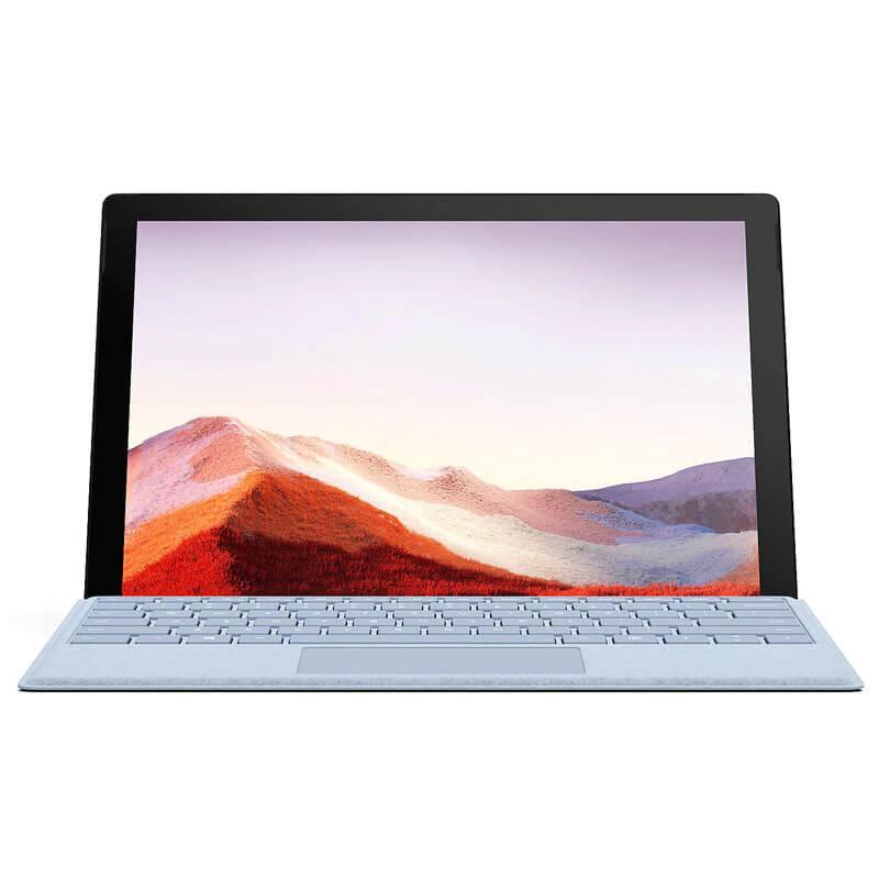 """Microsoft Surface Pro 7 - i3 / 4GB / 128SSD 12.3"""" - with Type Cover (Có bàn  phím) (QWT-00001) - Laptop 4U - Hệ Thống Bán Lẻ Máy Tính Uy Tín"""