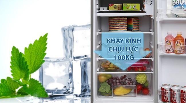 Tủ lạnh Electrolux EUM0900SA