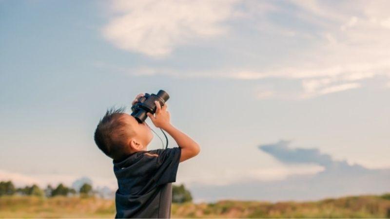 Tổ chức những buổi tham quan, chụp ảnh ngoại cảnh cho trẻ
